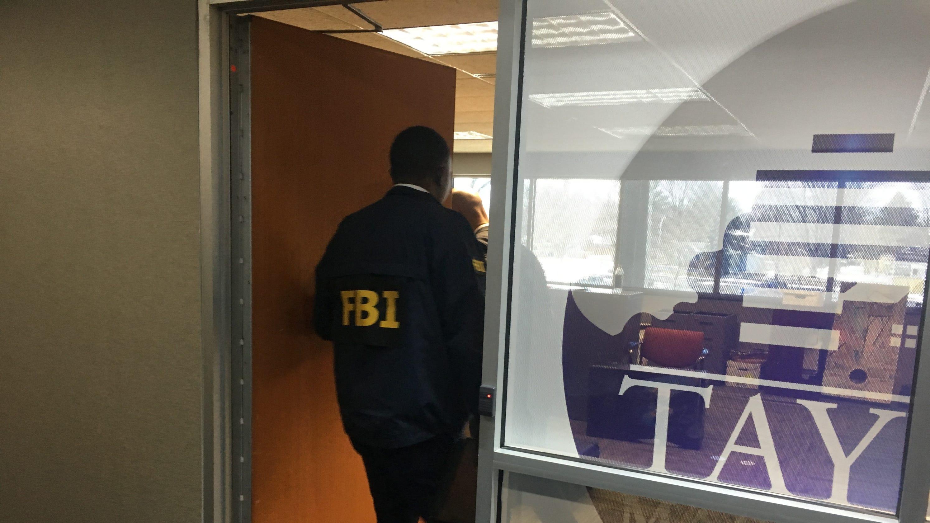 Taylor Corruption Investigation Widens With New FBI Raids