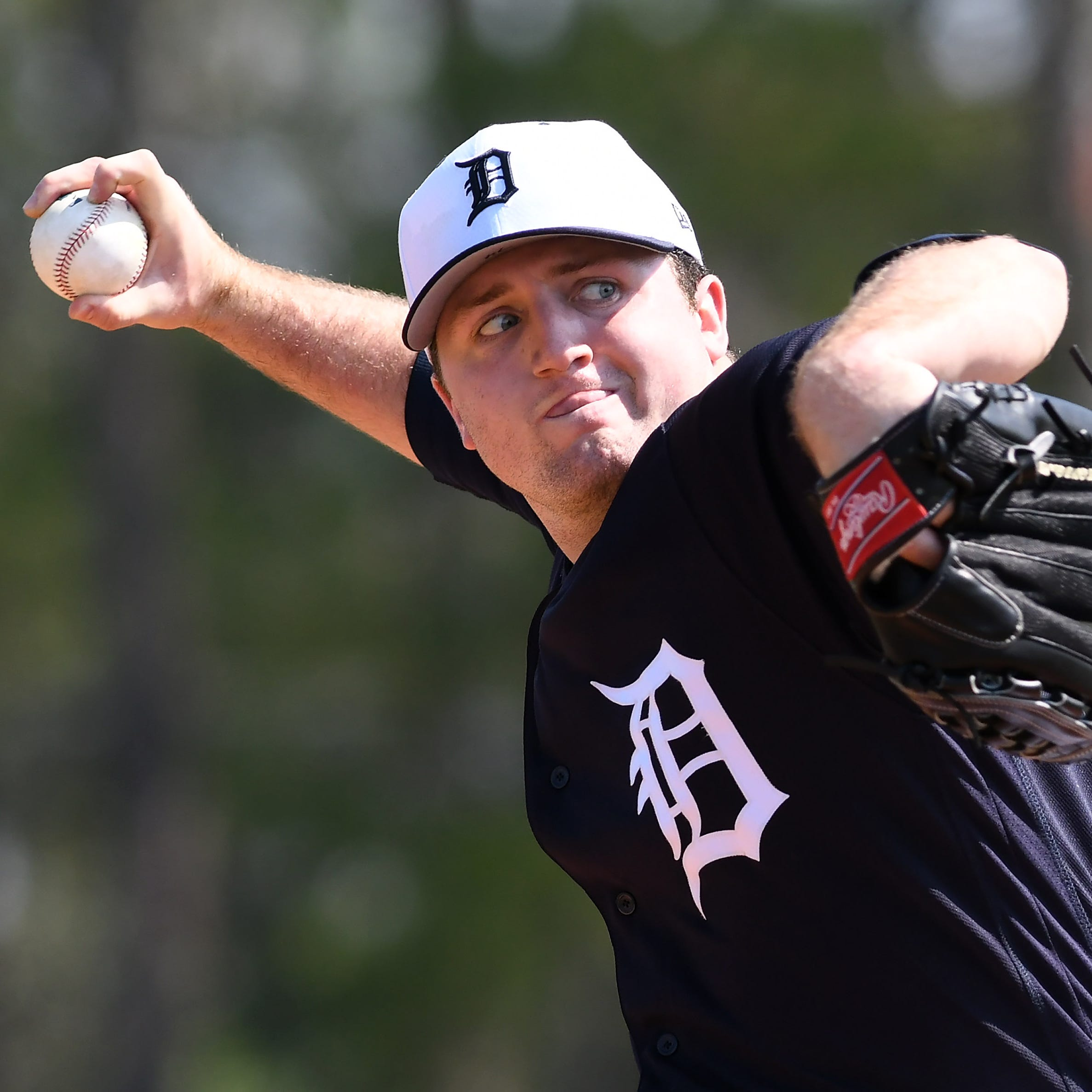 'That's what I strive for': Tigers' top prospect Casey Mize not surprised by early success