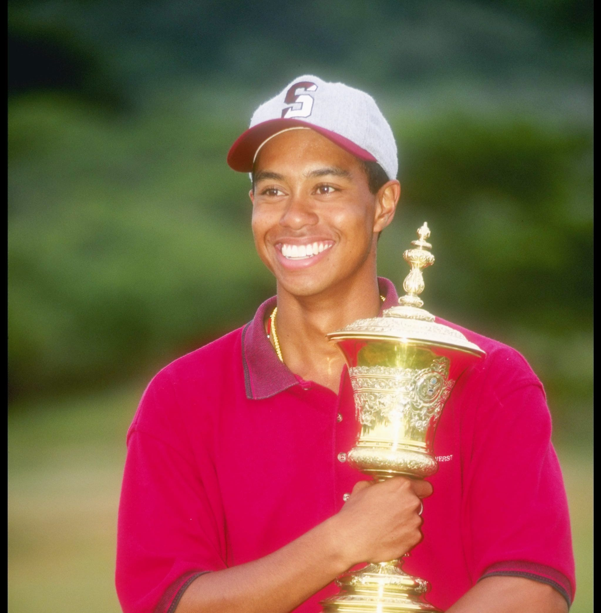 When Tiger Woods, Hootie, a future MSU hockey coach and Lord Stanley's chalice  crossed paths in East Lansing