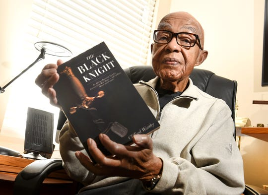 "Clifford Worthy says it took him about 35 years to finally finish ""The Black Knight,"" his just-published family memoir."