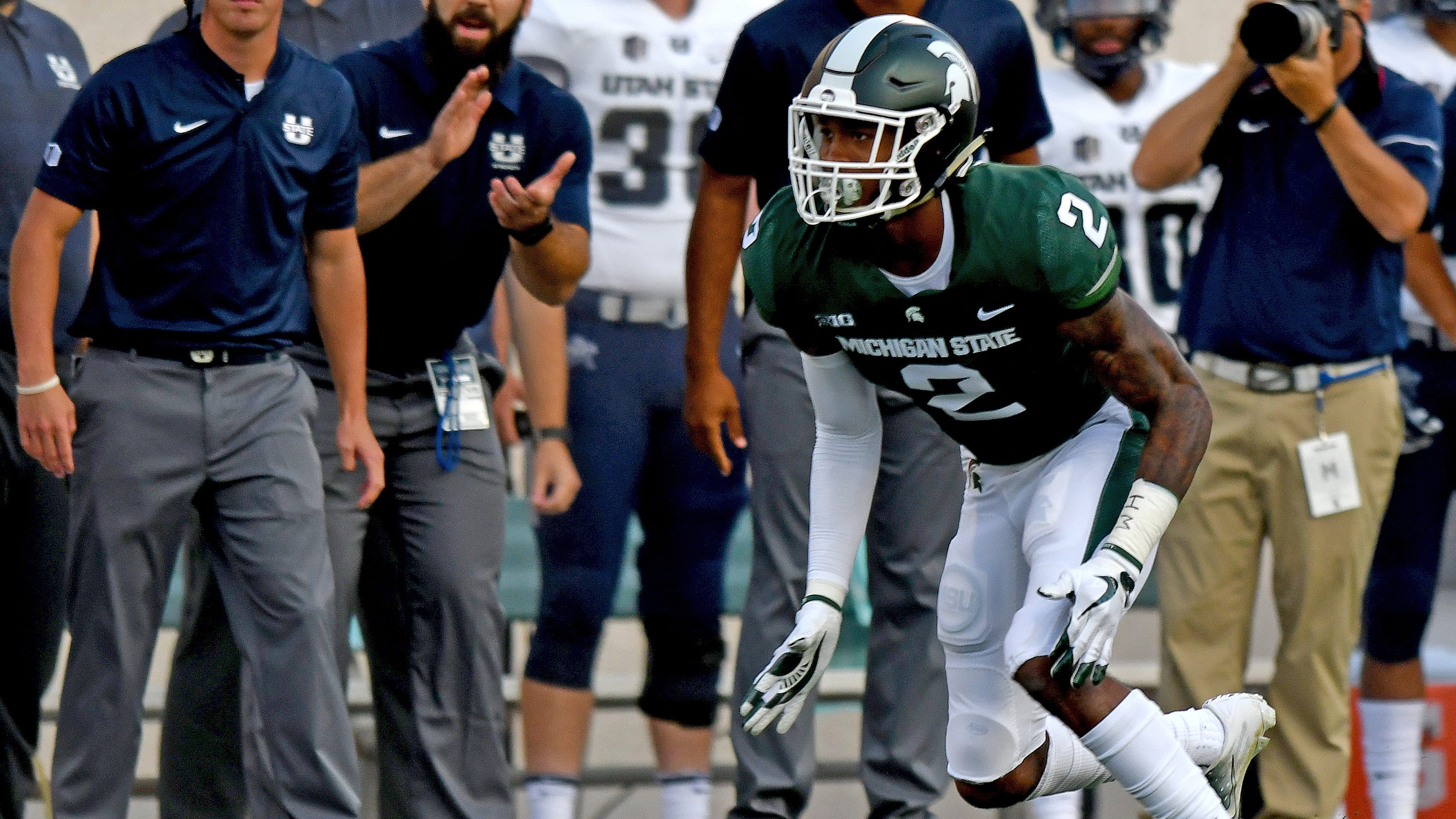 c2bbcc131f5 Steelers take MSU cornerback Justin Layne in third round