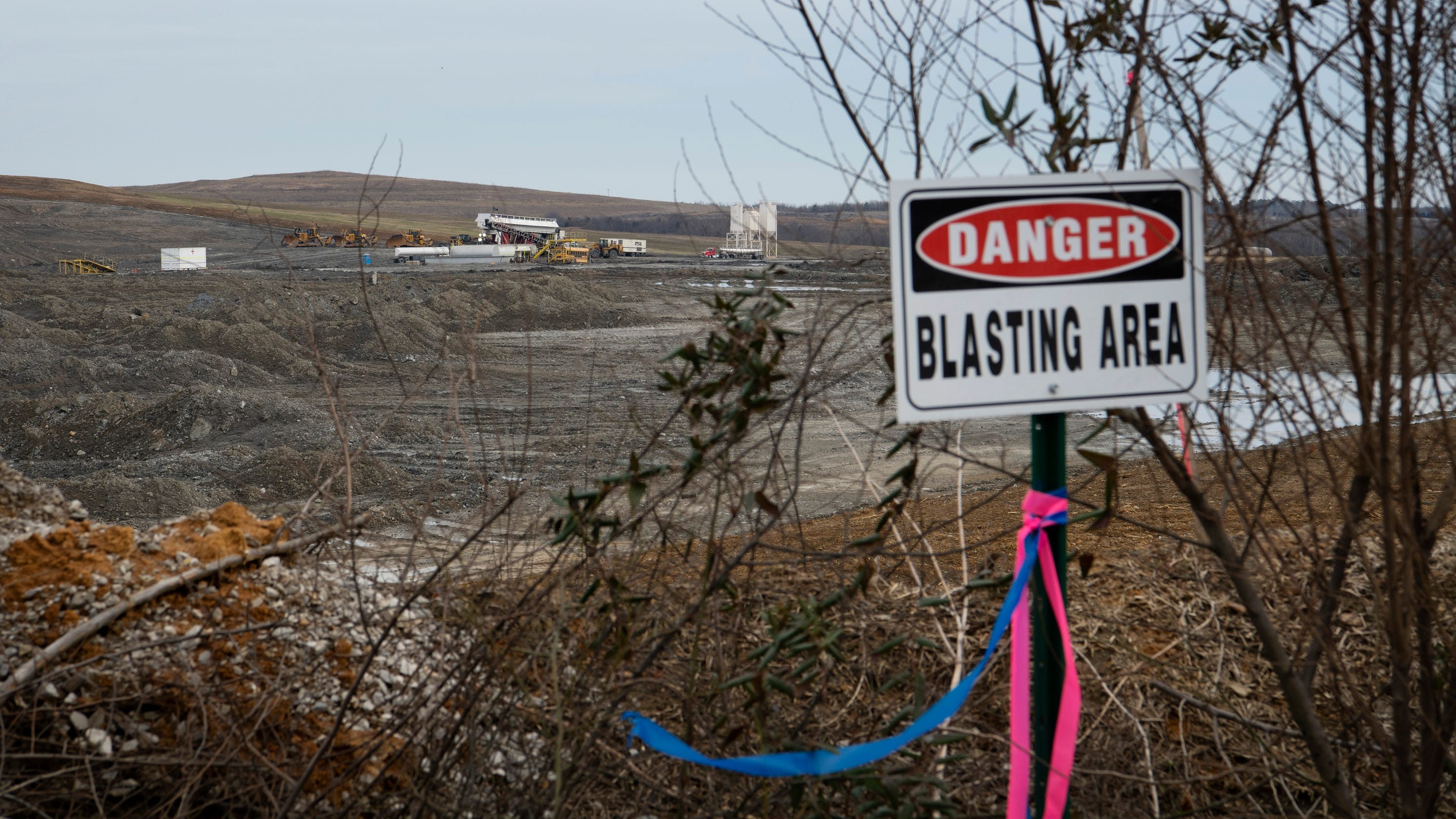 Liberty Mine in Warrick to close, about 80 jobs to be lost