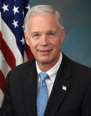 """Ron Johnson, U.S. senator from Wisconsin, is one of several presenters at Ripon College's """"Wisconsin and the World"""" conference."""