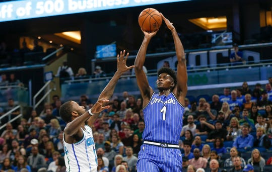 During his second NBA season, former Florida State standout Jonathan Isaac is beginning to reach his professional potential.