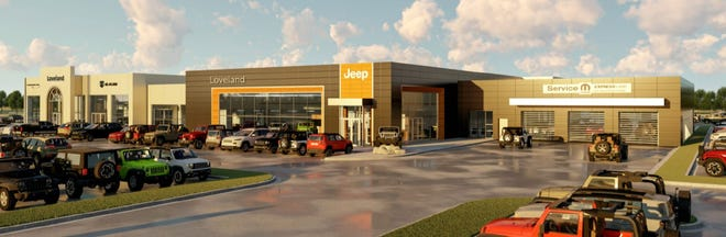 Auto dealer Doug Moreland has purchased 15 acres at the Motorplex at Centerra in Loveland for a new four-brand dealership.