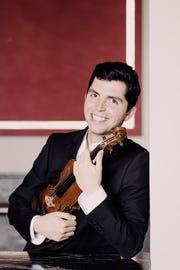 Ryan Meehan of The Calidore String Quartet