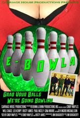 """E-Bowla"" promotional poster"