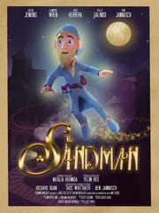 """The Sandman"" promotional poster"