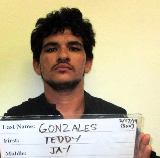 Teddy Gonzales accused of assault, slashing tires