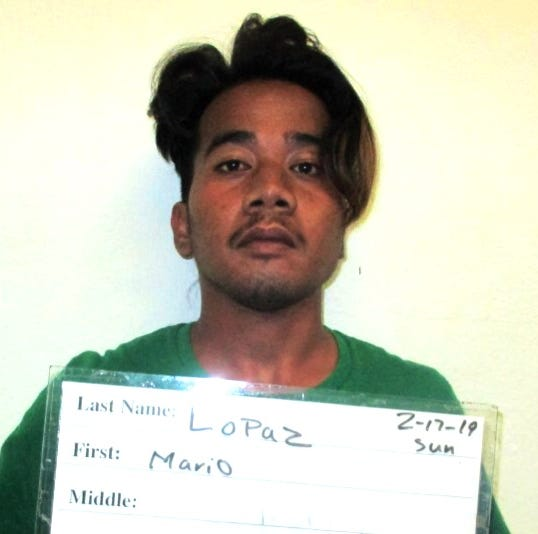 Mario Lopaz accused of home invasion, terrorizing at Hemlani Apartments