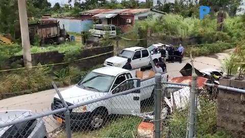 Police Investigate Harmon Death