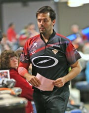 Jason Belmonte appears to be the man to beat this year at the Indianapolis Open at Woodland Bowl.