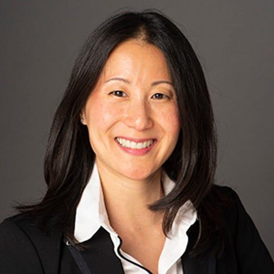 Li Li Leung, new president and CEO of USA Gymnastics.