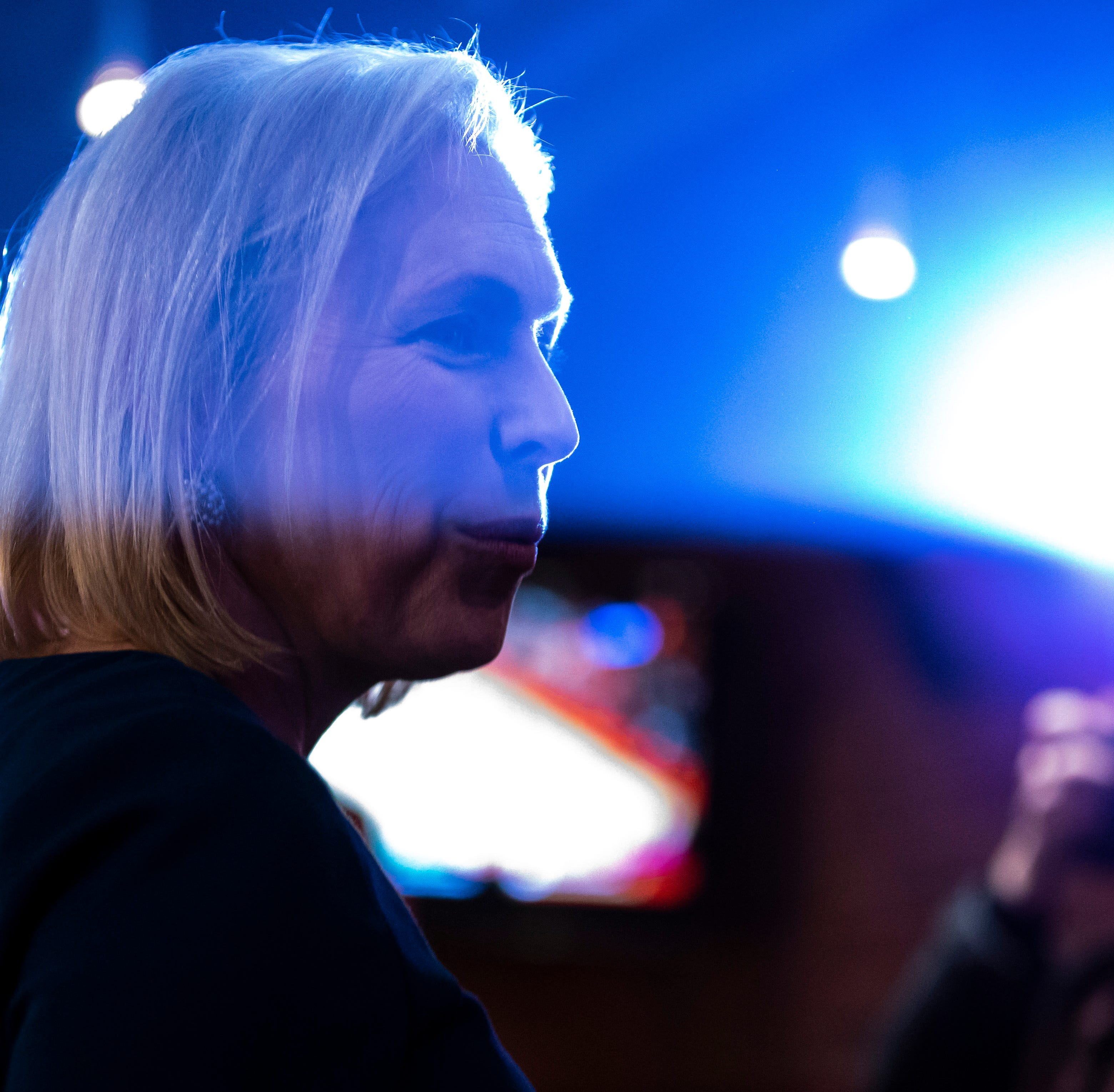 "Gillibrand in Iowa: ""I do what's right, even if it costs me everything"""