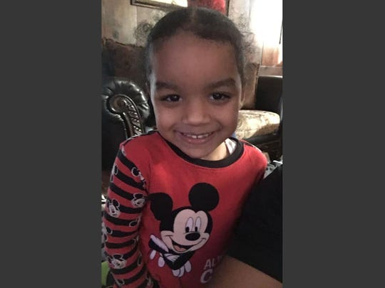 Raymond Whitlock, 3, died after being pulled from a Cedar Bluff hotel pool on Saturday. Police say he was in the care of a relative and that neither parent was present.