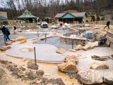 Take a video tour of the Wildwood Grove construction site at Dollywood