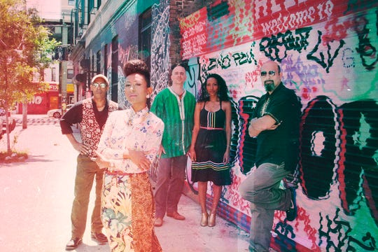 Alsarah & the Nubatones will be performing at Festival International de Louisiane 2019.