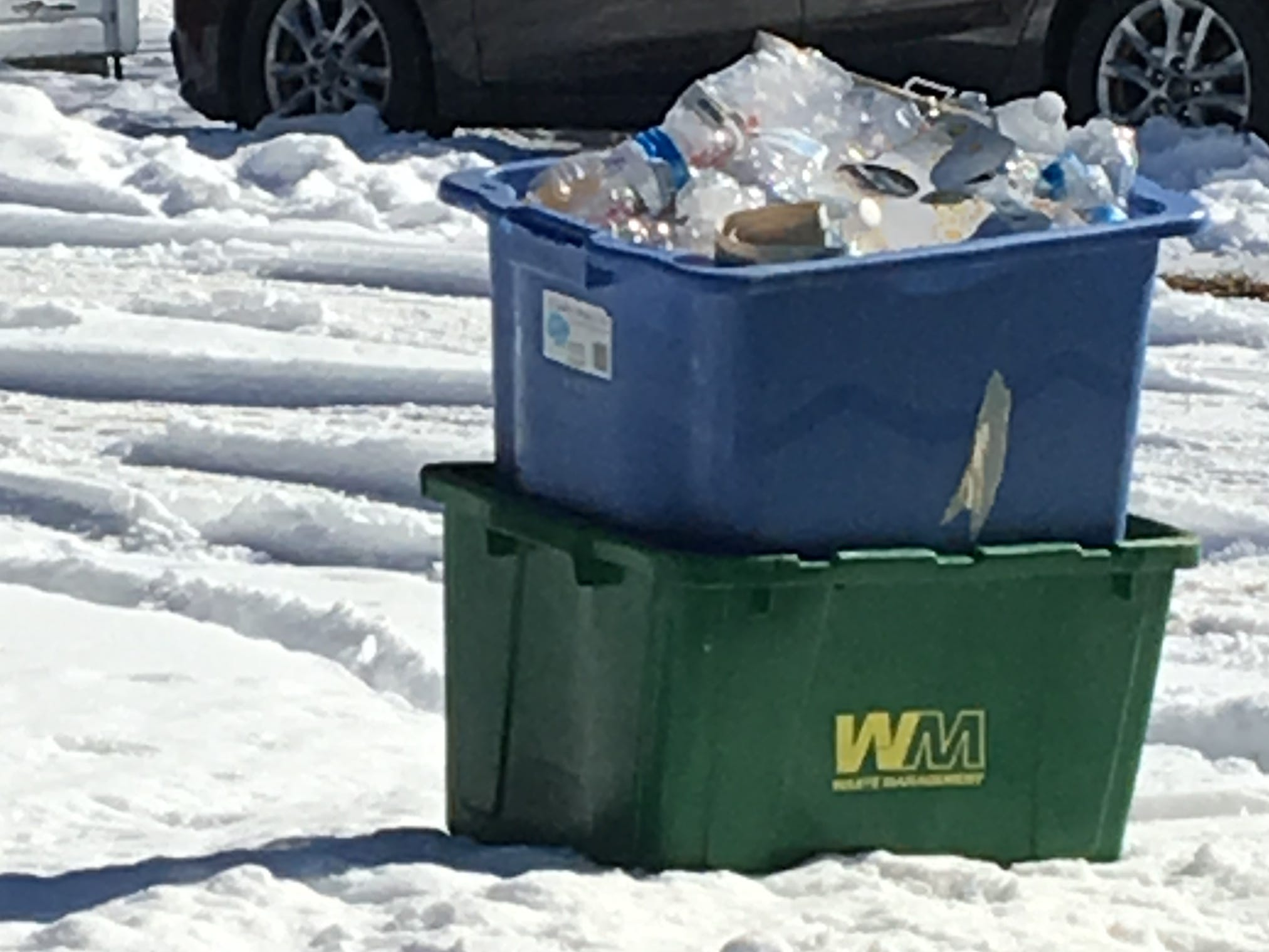 With recycling market in flux, experts say recycle more and keep it clean