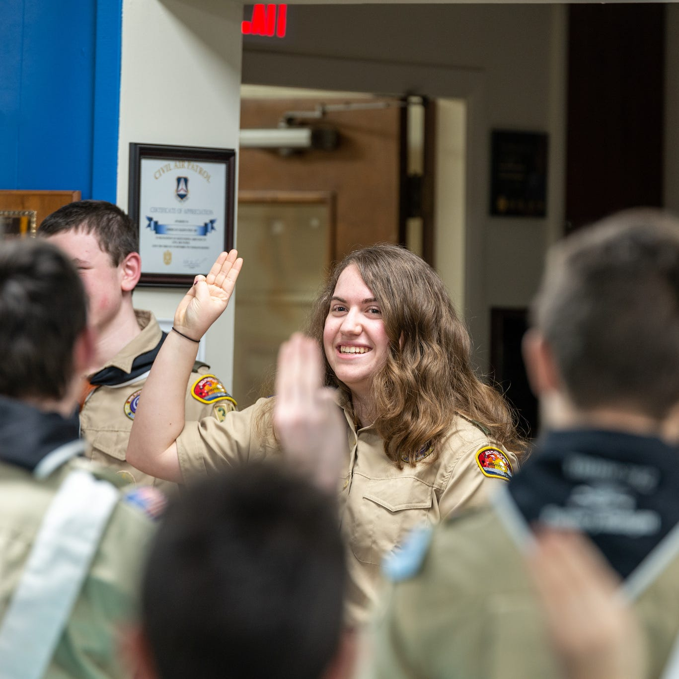 History made in Pinckney as girls become first female Scout troop in county
