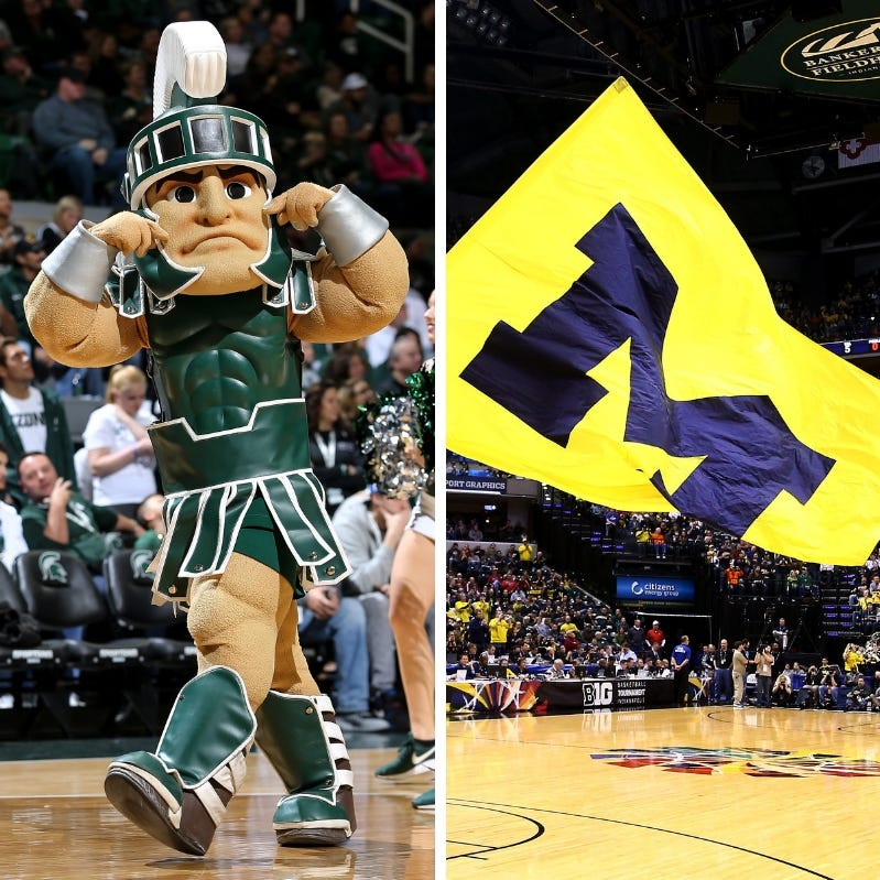 How well do you know your Michigan State-Michigan basketball history? Take Quiz 1 and find out!