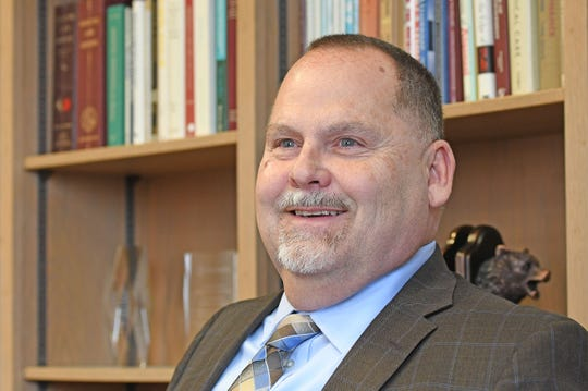 Vinson Yates is the new president of both the OhioHealth Mansfield and Shelby hospitals.