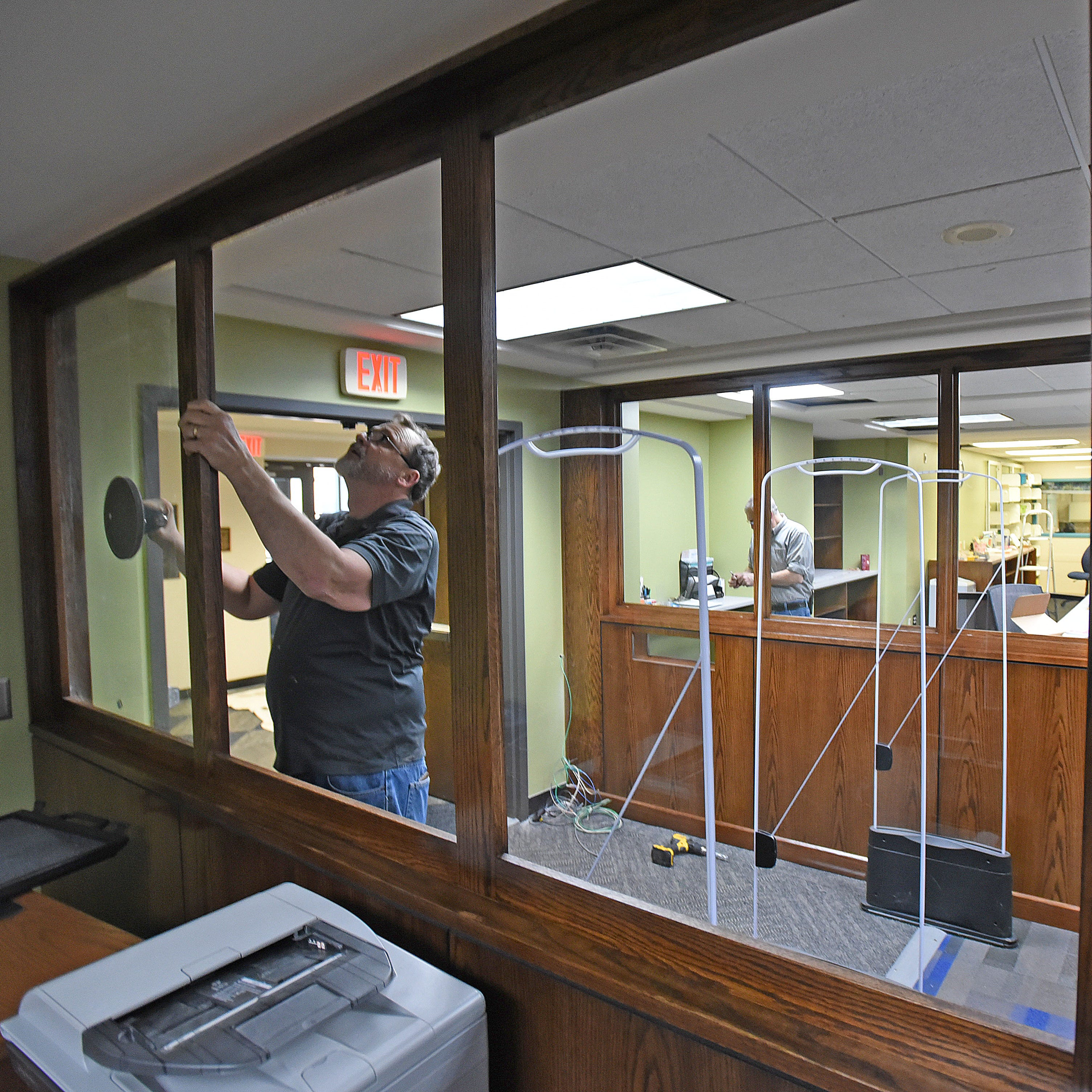 Main library ready to reopen