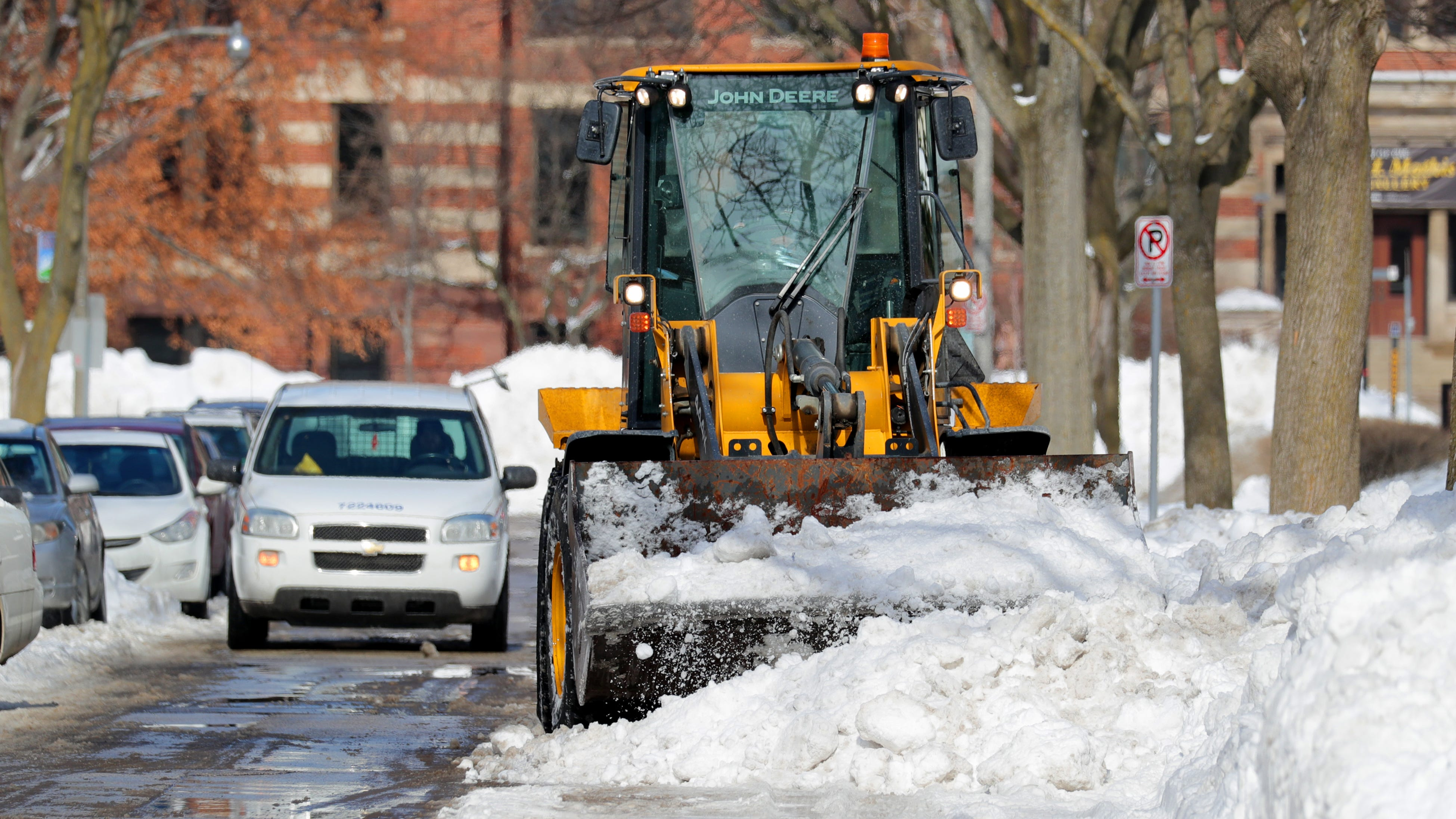 Wisconsin Weather Crazy Winter To Stay Cold And Snowy Into March