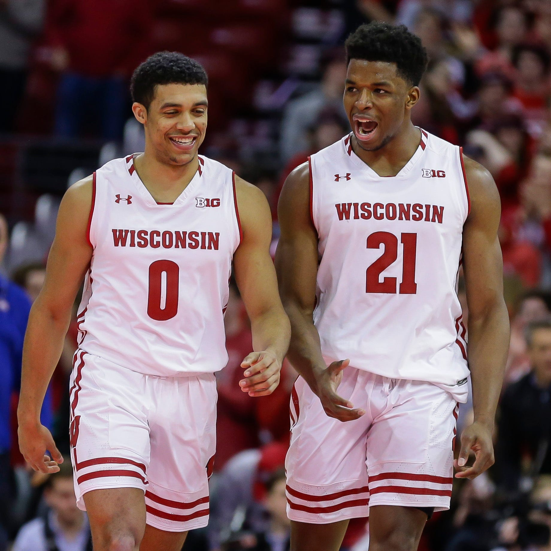 Wisconsin 64, Illinois 58: Badgers survive cold night on offense