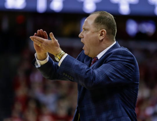 Head coach Greg Gard and Wisconsin can secure a double-bye in the Big Ten tournament with a victory over Ohio State on Sunday.