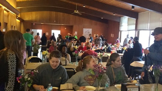 The Friends of LaFollette Park is putting on its eighth annual Empty Bowls event from 4 to 6 p.m. March 2 on the second level of theLaFollette Park Pavilion in West Allis.
