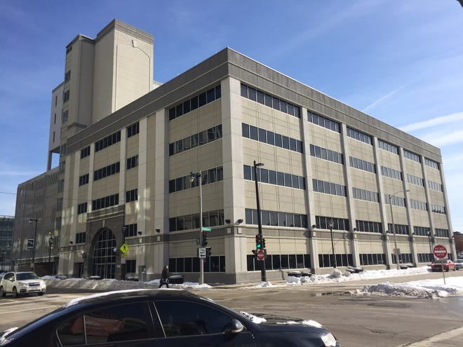 Rexnord Corp. plans to shift corporate operations to a downtown Milwaukee office building at 105-111 W. Michigan St.