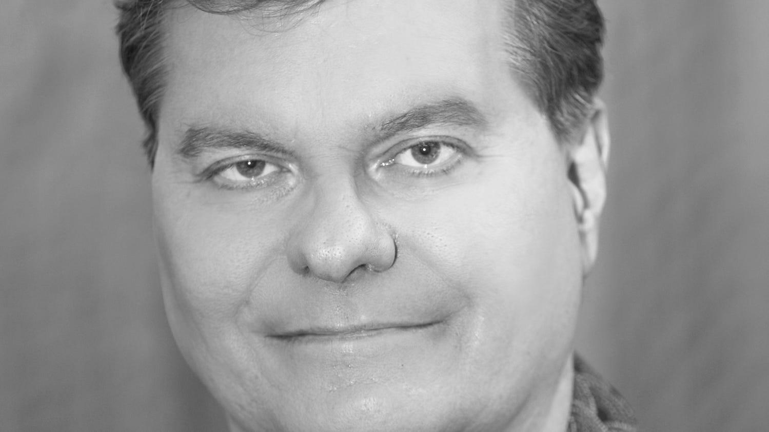 Milwaukee talk-radio host Mark Belling, shown in...