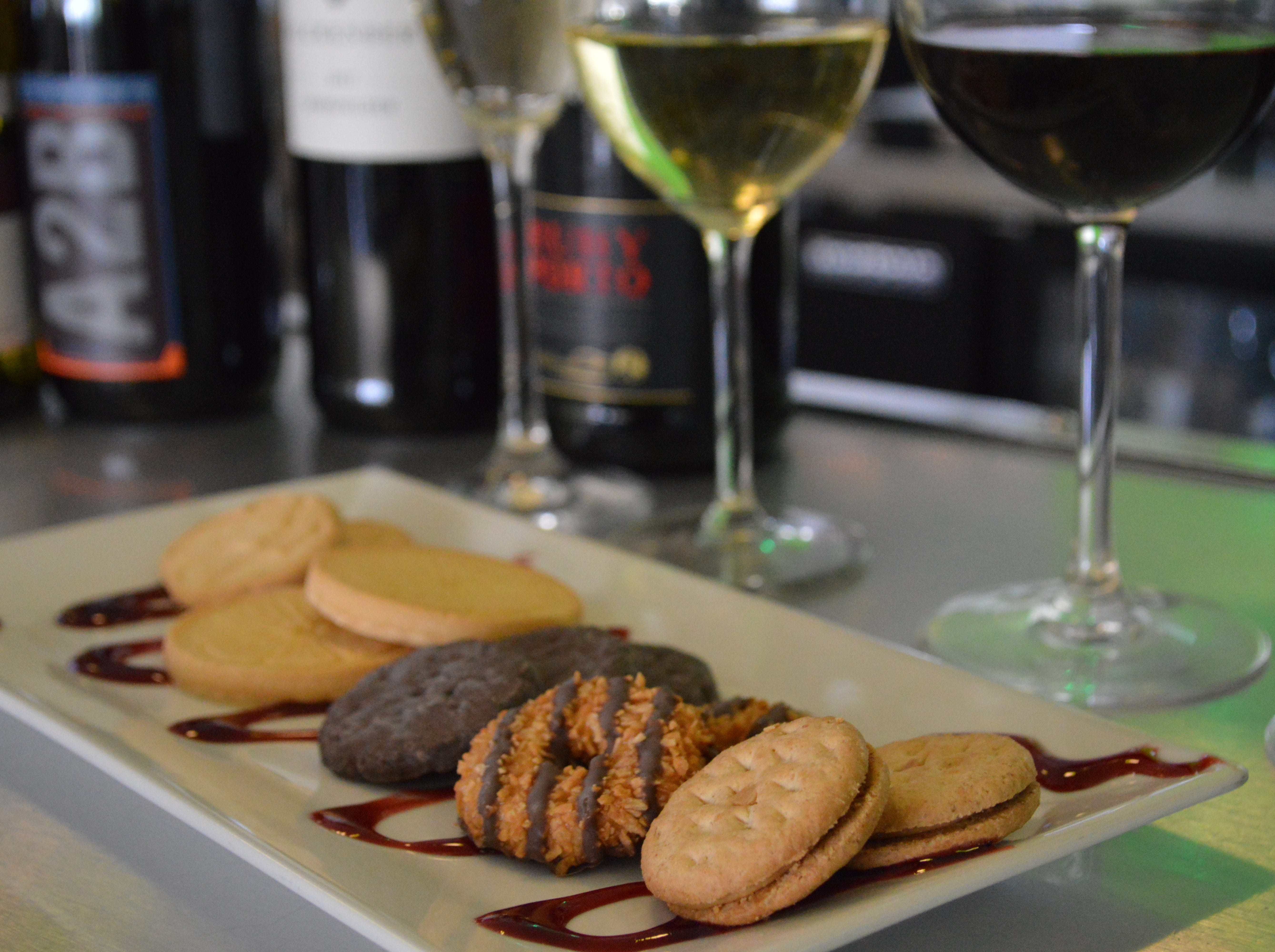 Crush Wine Bar in Waukesha is hosting a Girl Scout cookies and wine pairing at 6:30 p.m. Feb. 28. The event sells out in advance every year.