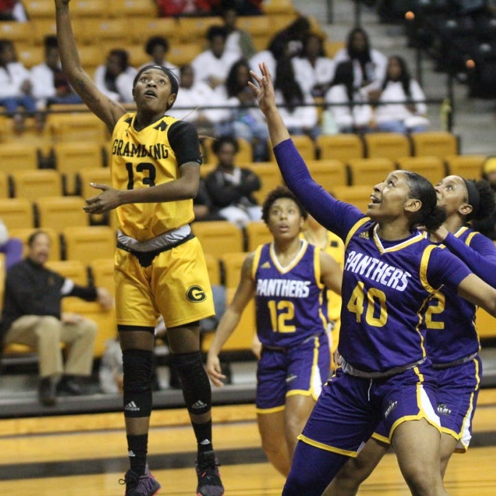 Lady Tigers 'solidifying' their place near top of SWAC 'at the right time'