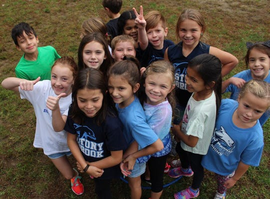 Rockaway Township's Stony Brook Elementary School becomes a State School of Character for its community building efforts.