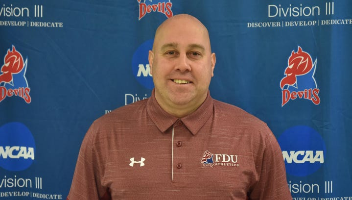 Keith O'Connor is the new FDU-Florham men's soccer coach.