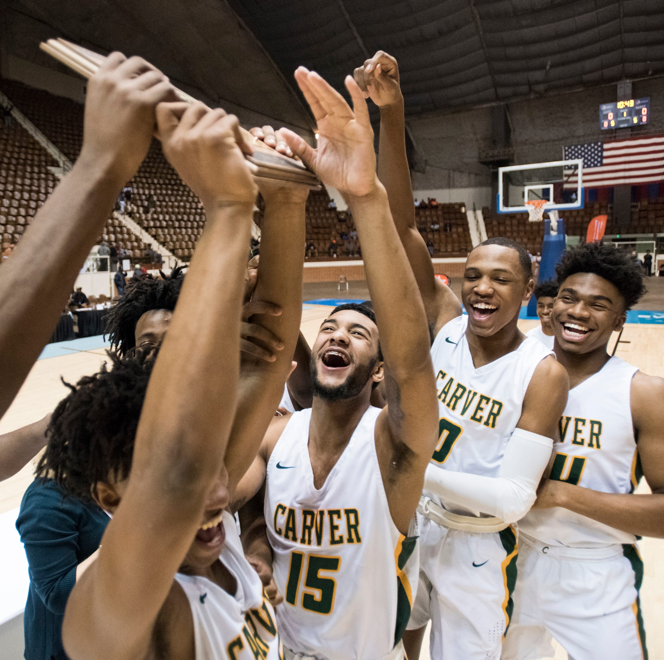 Gold standard: Carver continues regional dominance