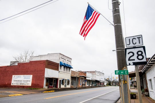 in Linden, Ala., on Tuesday February 19, 2019.