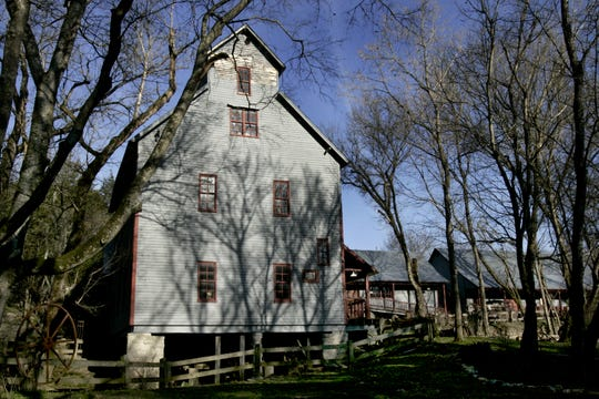 """""""The Hungry Hungry Hippie Presents: Unchained at the Mill"""" is set for April 13 at Readyville Mill."""