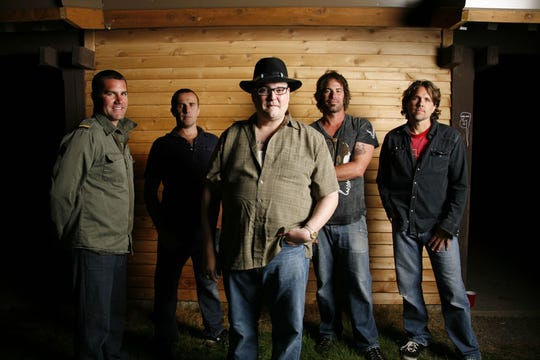 Blues Traveler performs in Destin, Florida, on March 14, 2019.