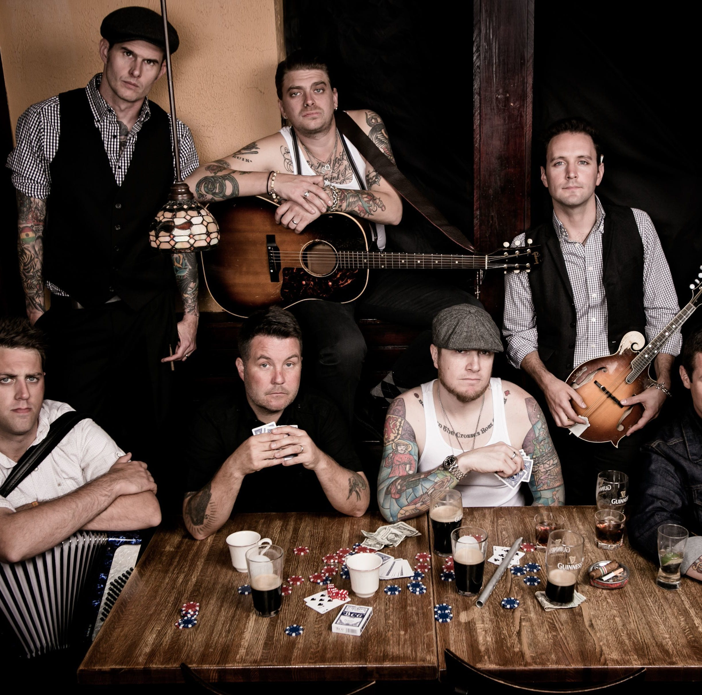 Dropkick Murphys shipping down to Florida before St. Patrick's Day - Hot Ticket