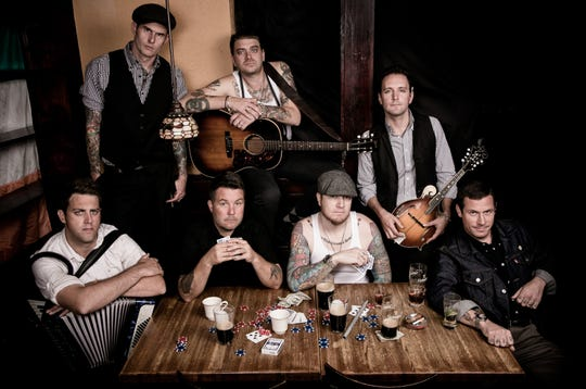 The Dropkick Murphys will perform throughout Florida in early March 2019.
