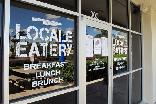 Locale Eatery is targeted to open in February 2019 in the former longtime space of Sweet Caroline's off Immokalee Road in North Naples.
