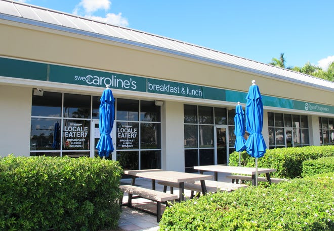 Sweet Caroline's closed Dec. 28, 2018, after operating for more than two decades next to NCH North Naples Hospital campus near the intersection of Goodlette-Frank and Immokalee roads in North Naples.