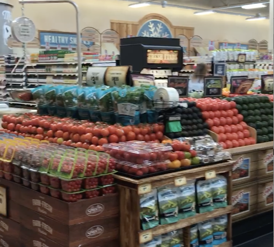 Video: A look inside Sprouts Farmers Market