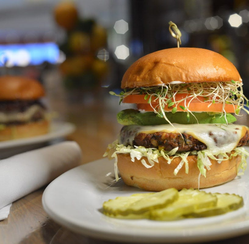 Not a meat eater? Not a problem. Here are the best veggie burgers in North Jersey