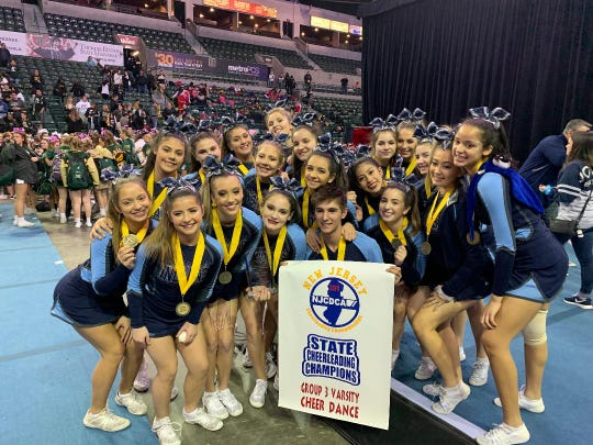 Wayne Valley won the Group 3 title for the third straight year.