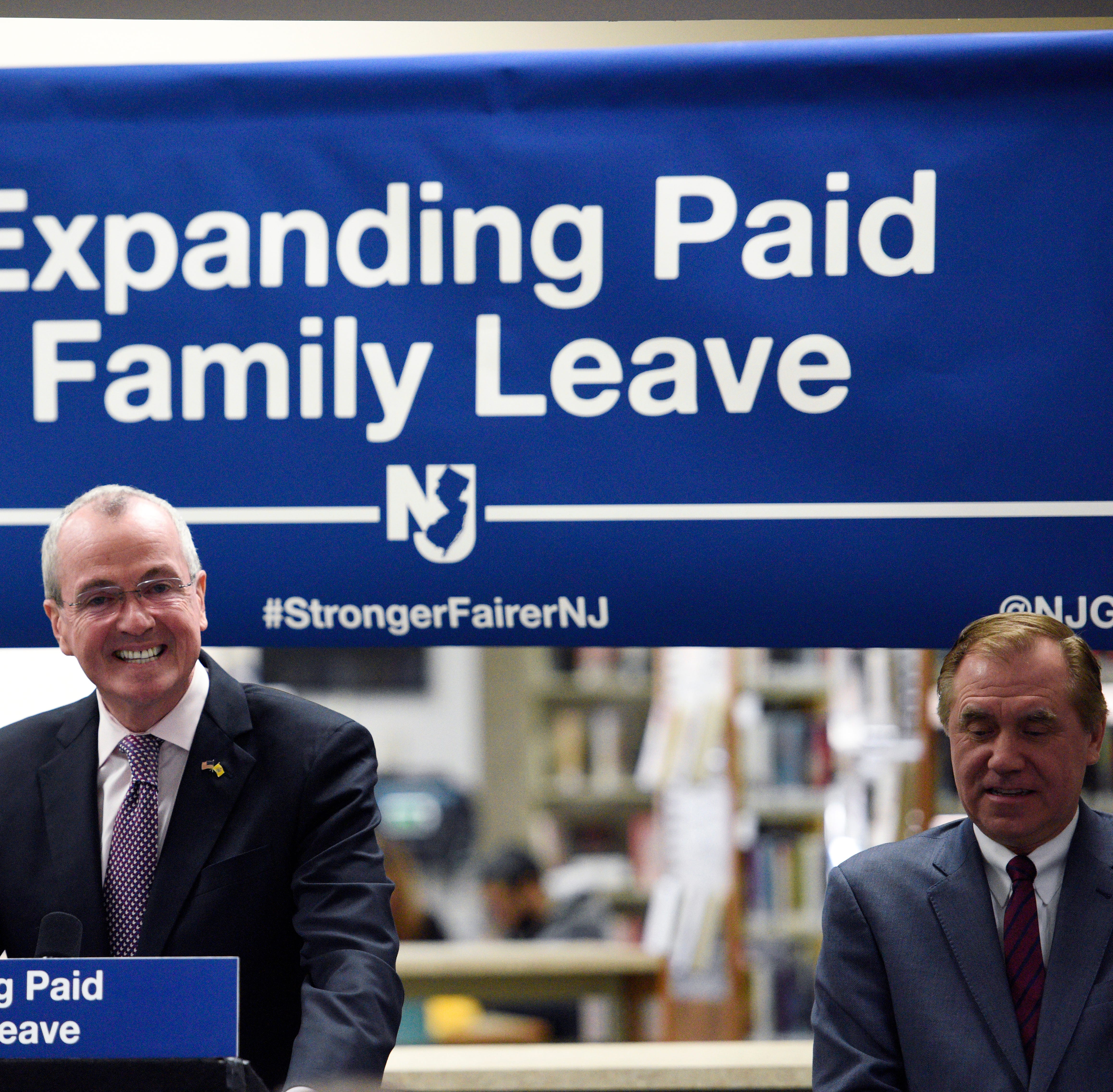 Gov. Murphy signs expanded paid family leave. Here's what the new law means for you