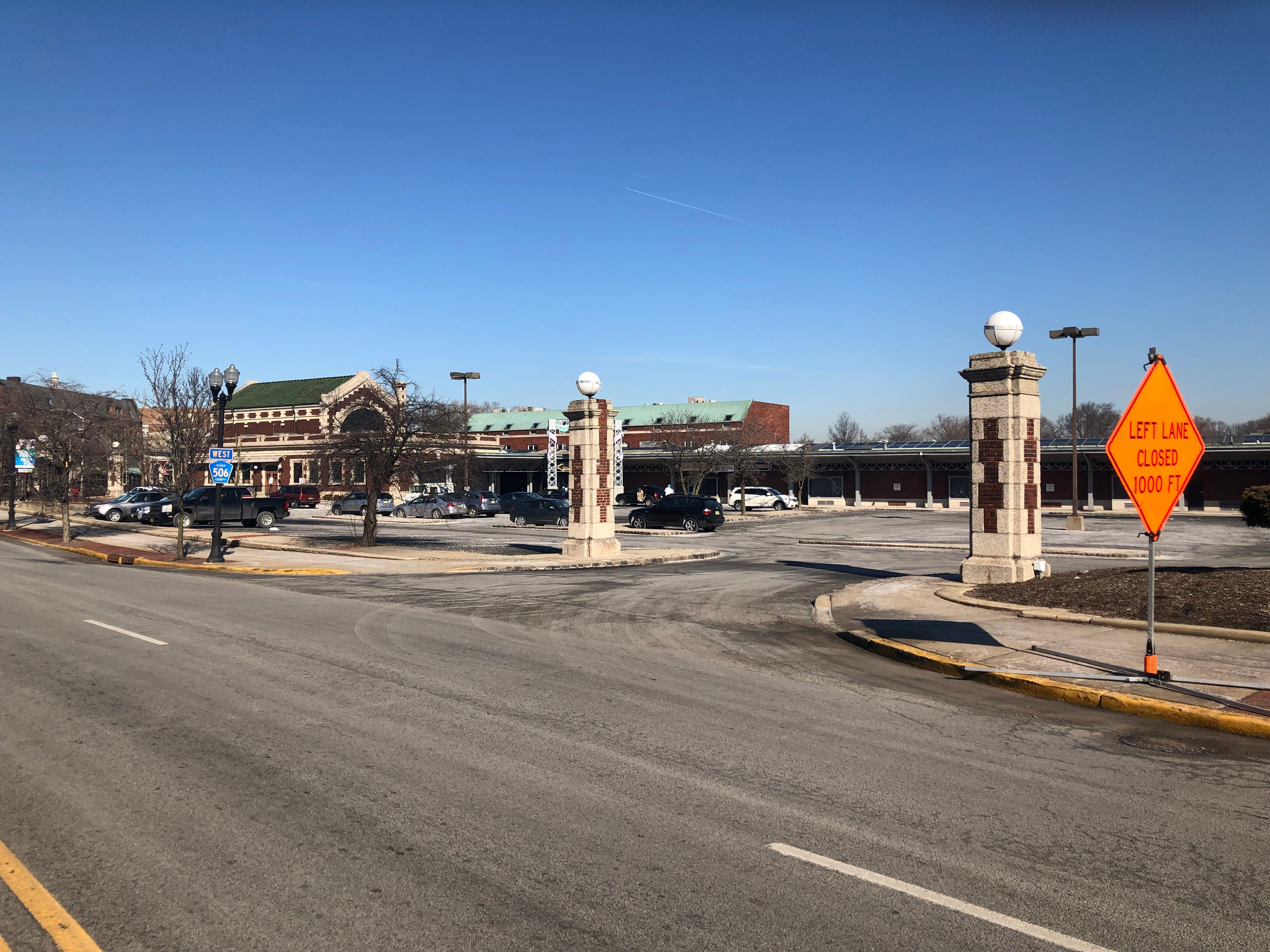 The recently approved Lackawanna Station redevelopment will contain 154 apartments and 111,726 square feet of retail space on more than eight acres.  It is being developed by Brian Stolar and Pinnacle Properties. February 2019.