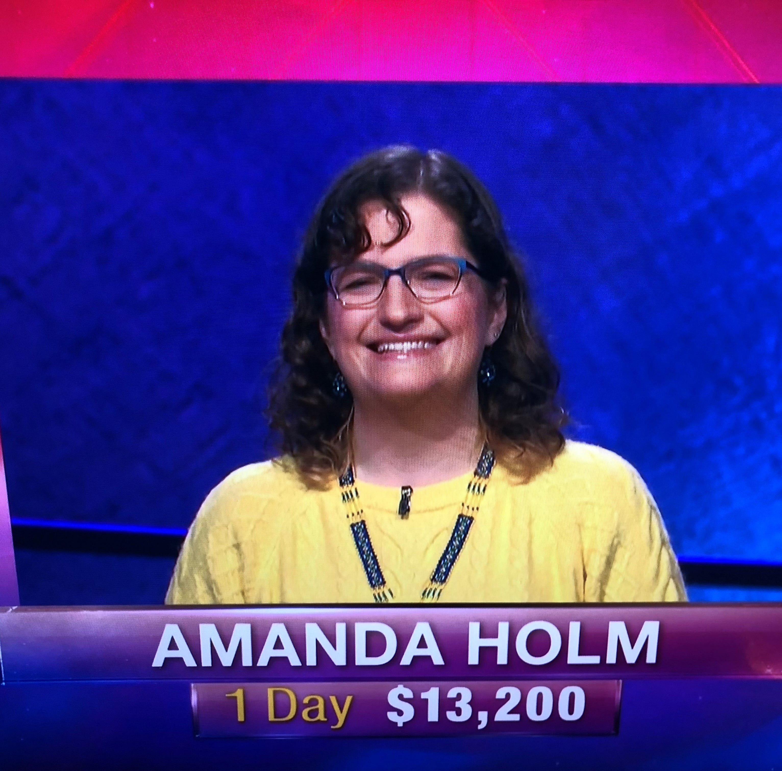 Livonia's 'Jeopardy!' champion bets to win in her attempt to retain her crown, loses